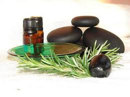 Aromatherapy and Hot stones
