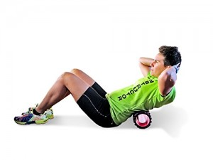 Using Foam Roller for Self Massage