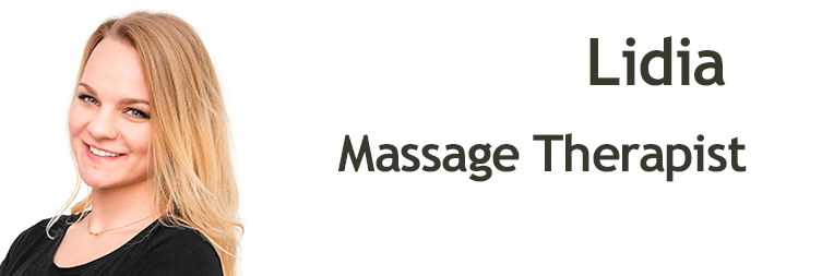 YOU Massage therapist lidia